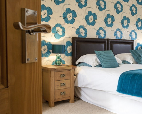 Cottage Double Bed